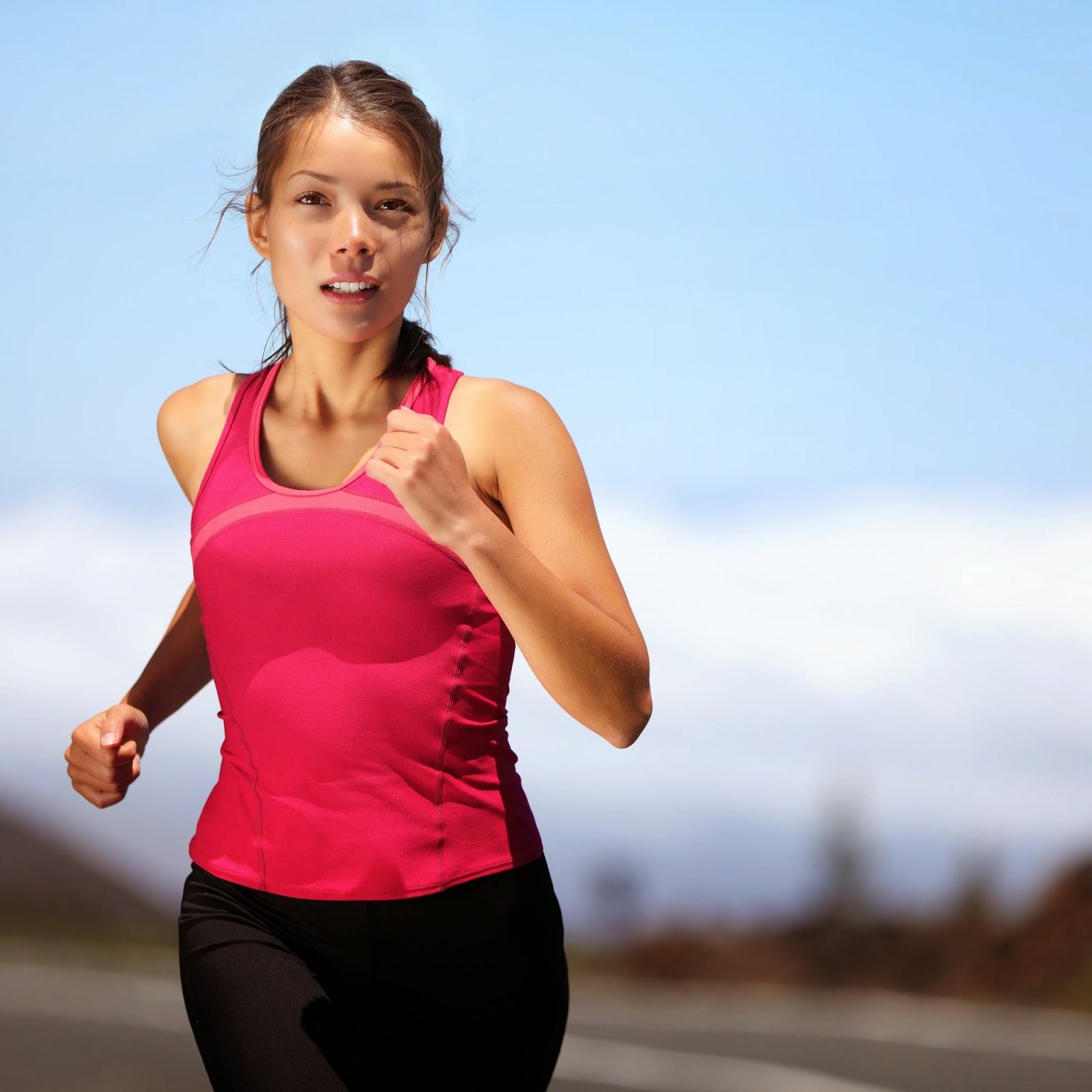zdrowy tryb zycia bieganie