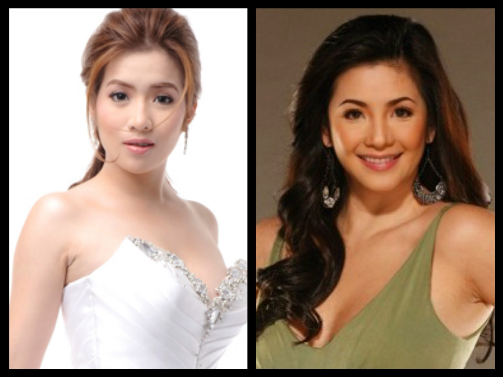 Image result for angeline quinto and regine velasquez look alike
