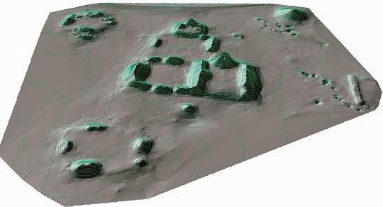Ancient Mayan Cities
