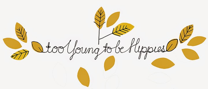Too Young To Be Hippies