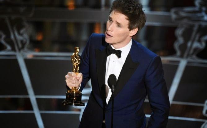 Pemenang Oscar 2015