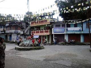 Mungpoo Nalidara during strike