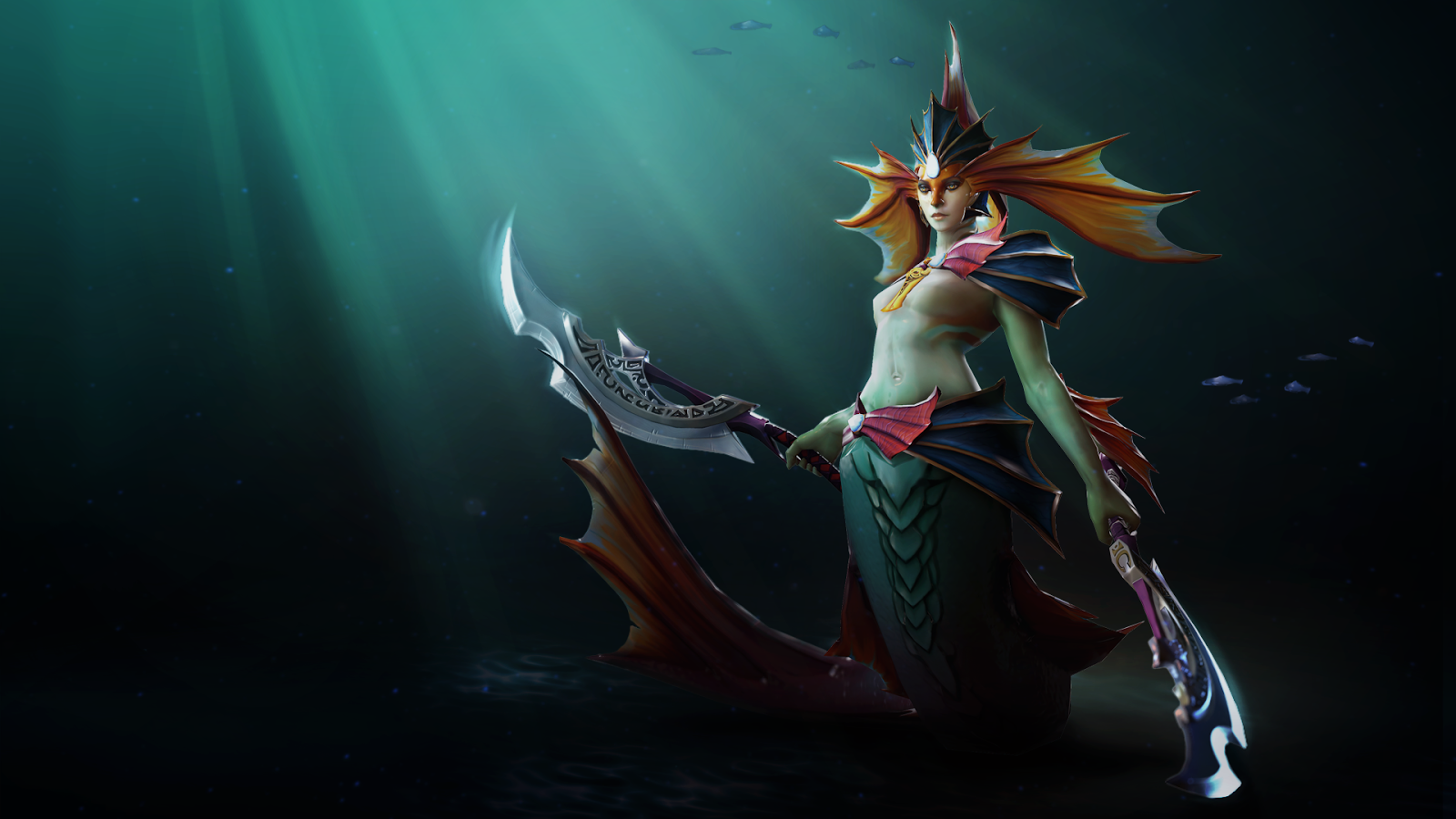 Naga siren wallpaper loadingscreen anuxis dota2 items here is a 1920x1080 sized image of the loading screen i made for my naga set just change the s1600 in the url to s1920 altavistaventures Gallery