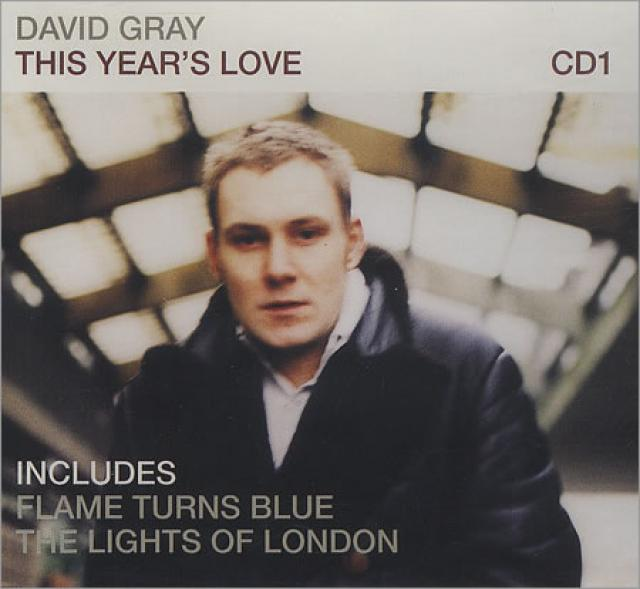 David Gray - This Year's Love - copertina traduzione testo video download
