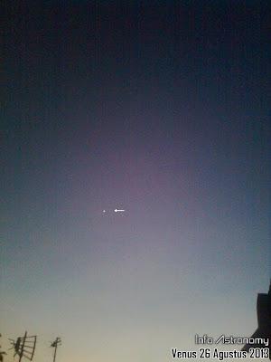 Lihat 5 Planet dengan Mata Telanjang di September 2013