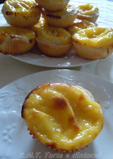 Pastéis de Belém....dolcezze portoghesi