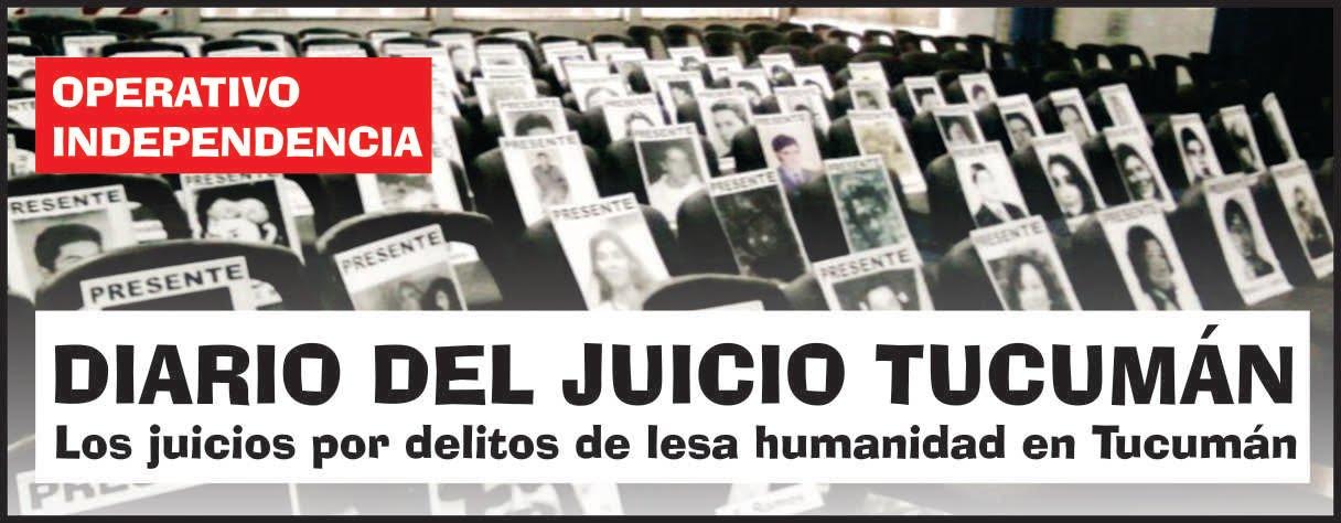 Diario del Juicio TUCUMAN