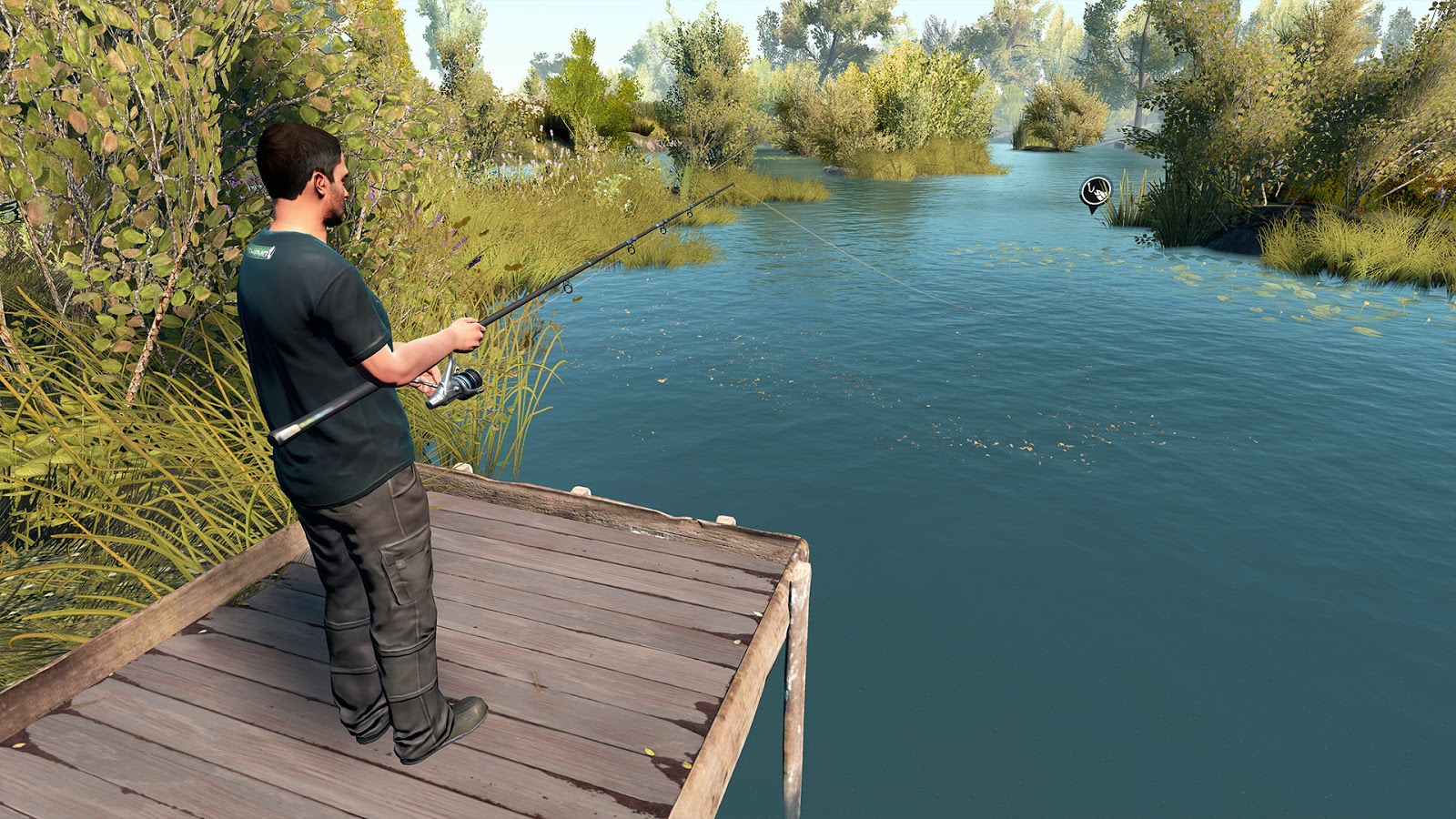 рыбалка на ноутбук интернет