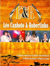 DVD - Léo Canhoto e Robertinho 40 Anos