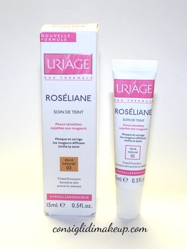 Review: Roséliane Soin de Teint - Uriage