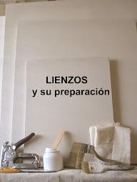 LIENZOS Y SU PREPARACIÓN