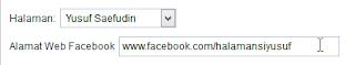 Cara Mengganti URL Fanspage Facebook