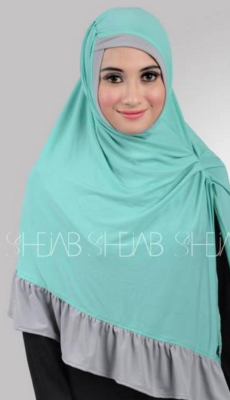 Kreasi Model Hijab Modern untuk Pesta
