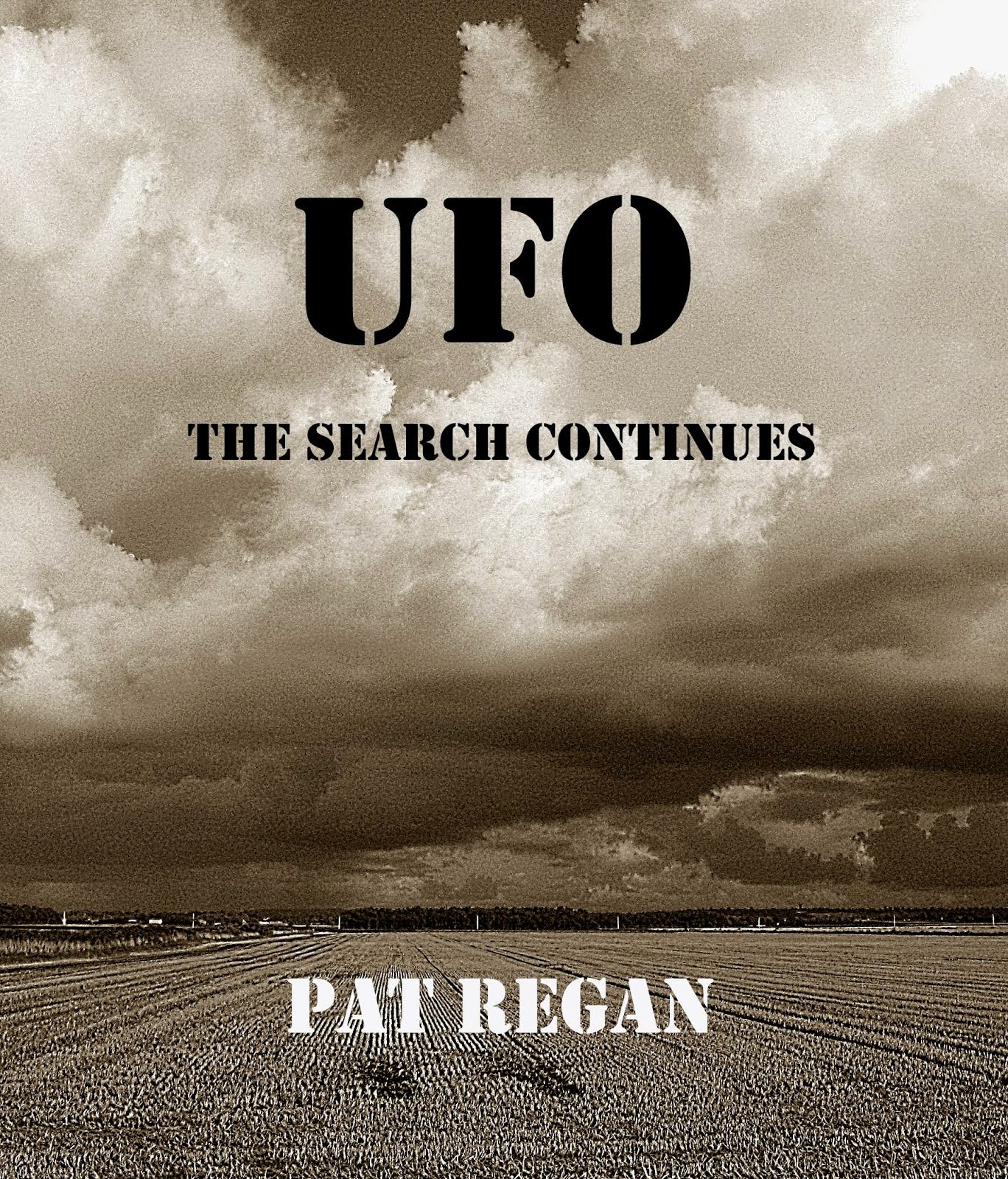 UFO: THE SEARCH CONTINUES