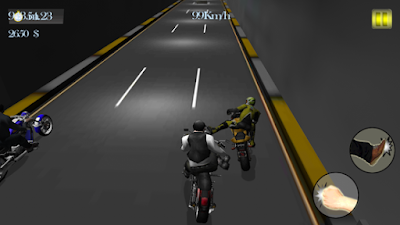 Death Race Stunt Moto 1.3 APK-Screenshot-3