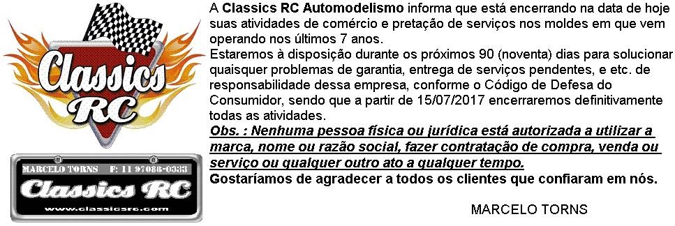Classics RC Automodelismo
