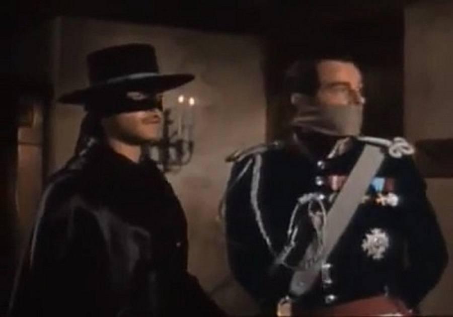 Zorro 1957 Série HDTV completo Torrent