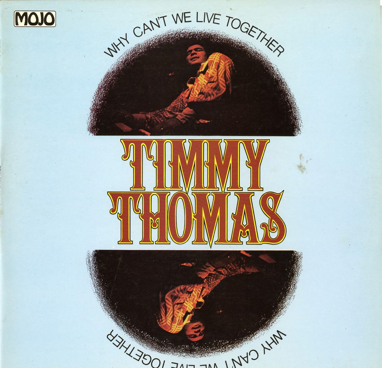 Timmy Thomas Its What They Cant See