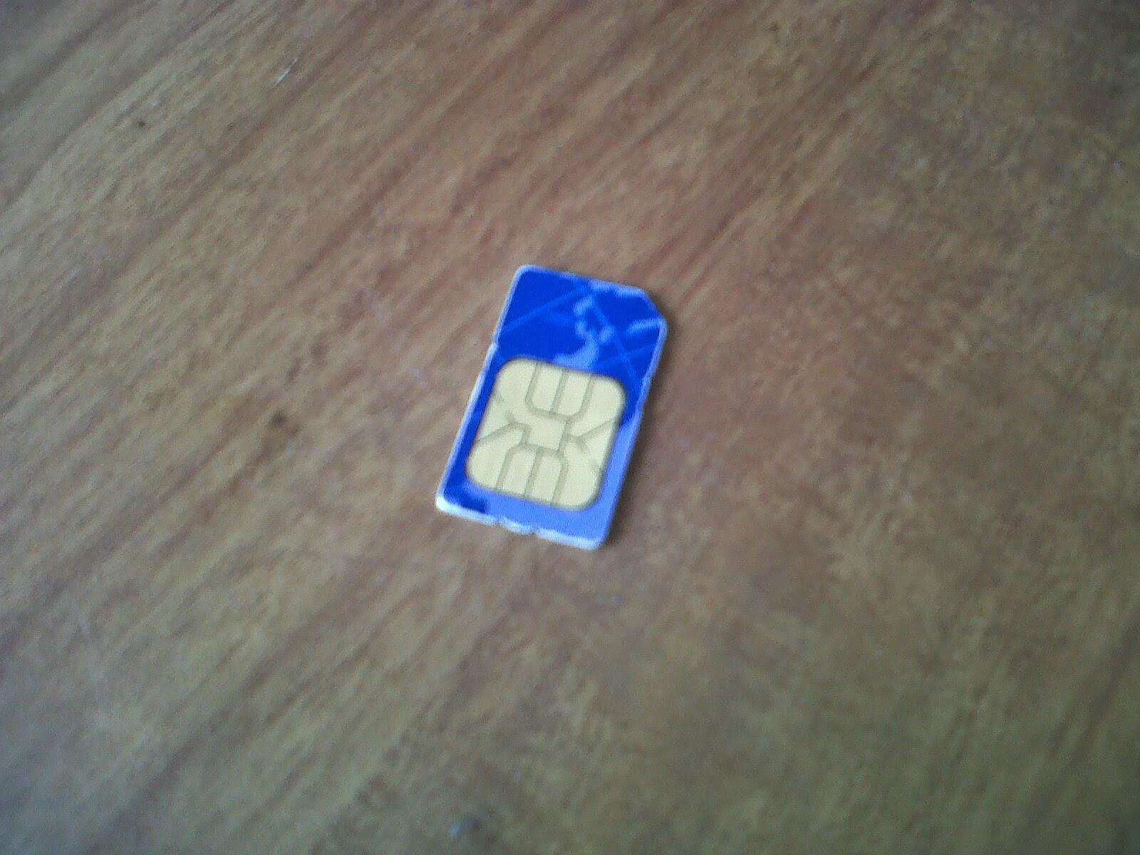 cara mengaktifkan pin kartu sim card