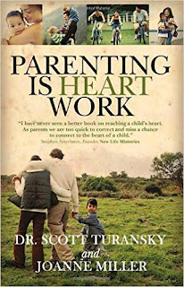 Parenting is Heart Work (Book Review & Giveaway)