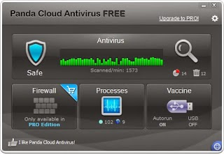 Panda Cloud Antivirus Latest Version Free Download