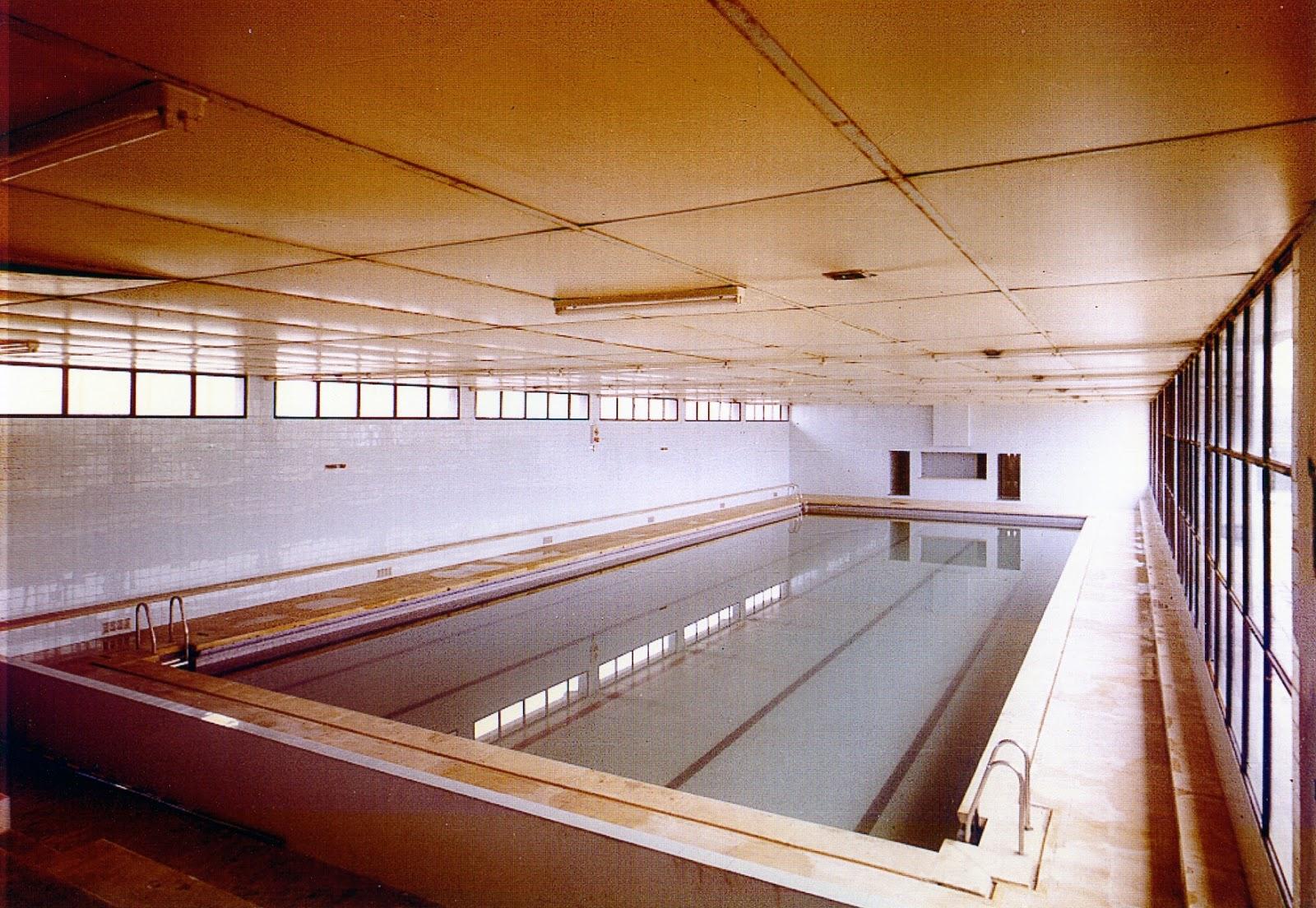 Nec nataci n el cristo antiguas piscinas del cristo for Temperatura piscina climatizada