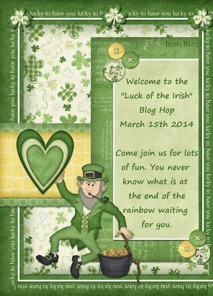 Luck of the Irish Blog Hop