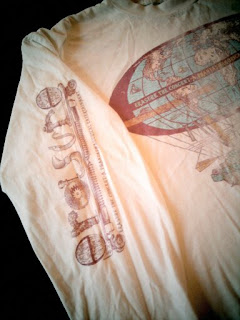 Erasure Phantasamagorical Tour T-shirt