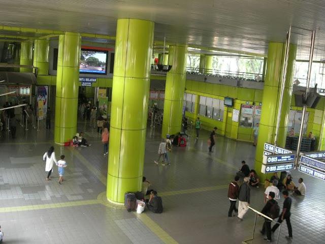 Gambir Jadi Percontohan Stasiun Go Green