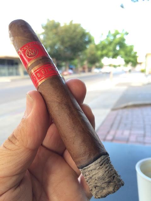 Rocky Patel Sun Grown cigar 2