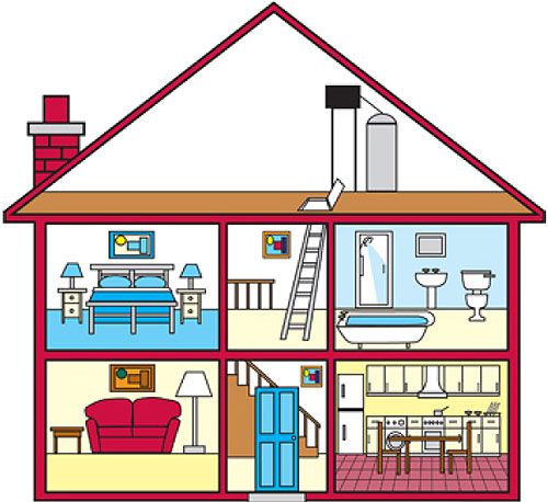 The Parts of The House : house jpg from partsofthehouse0.blogspot.com size 500 x 458 jpeg 56kB