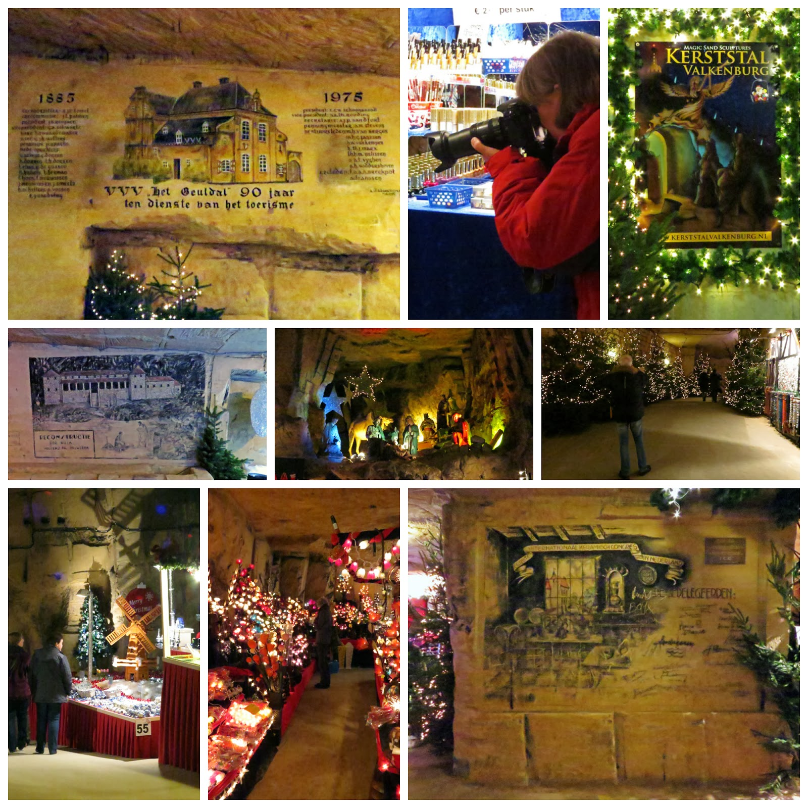 In Soul: The Christmas Market in the Valkenburg Caves
