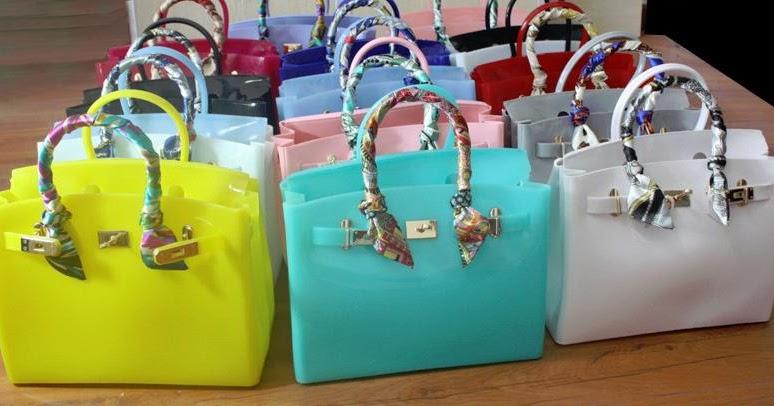 charmed life♥: Beachkin bag: Kelly Jelly bag♥