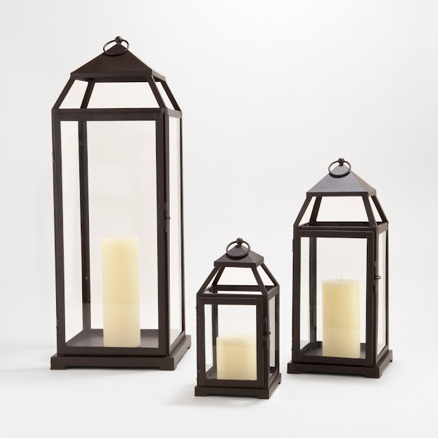 COST PLUS TIMBER COVE LANTERNS