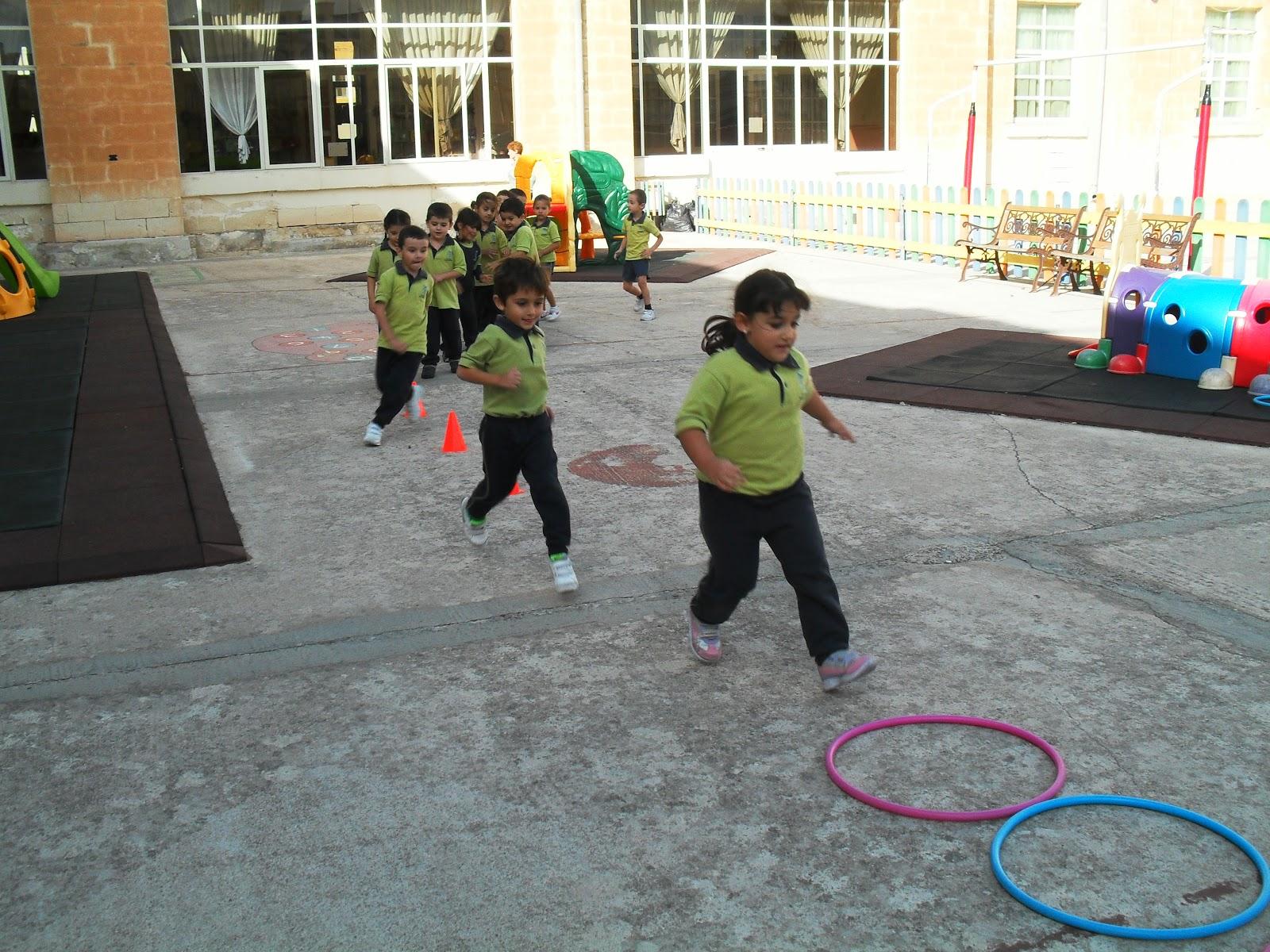 Kindergarten 2 1 Outdoor Games To Develop Gross Motor Skills