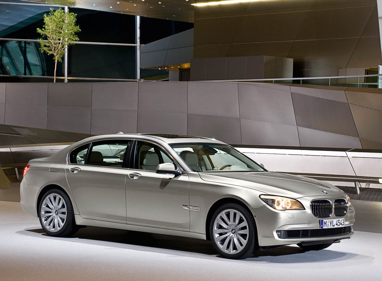 2009 bmw 7 series bmw cars. Black Bedroom Furniture Sets. Home Design Ideas