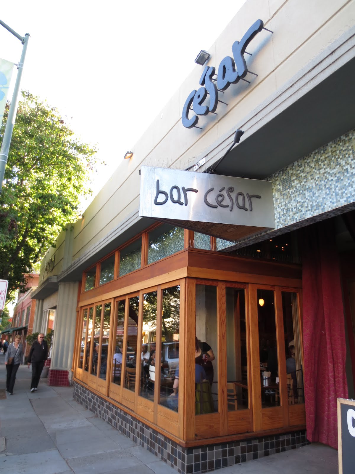 Bar c sar oakland localwiki for Food bar oakland