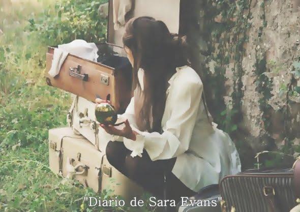 Diario de Sara Evans