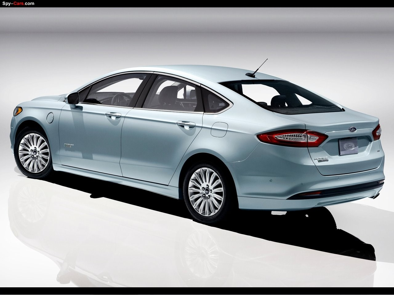 2013 ford fusion energi ford autos spain. Black Bedroom Furniture Sets. Home Design Ideas
