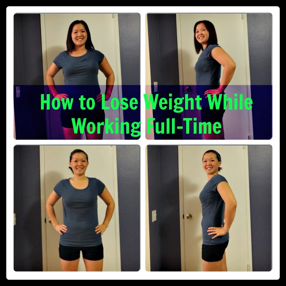 Working Mom Baby Weight Loss