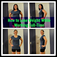 tips for losing weight while working full-time in corporate office
