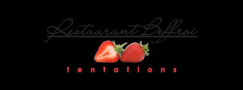Restaurant Beffroi Tentations