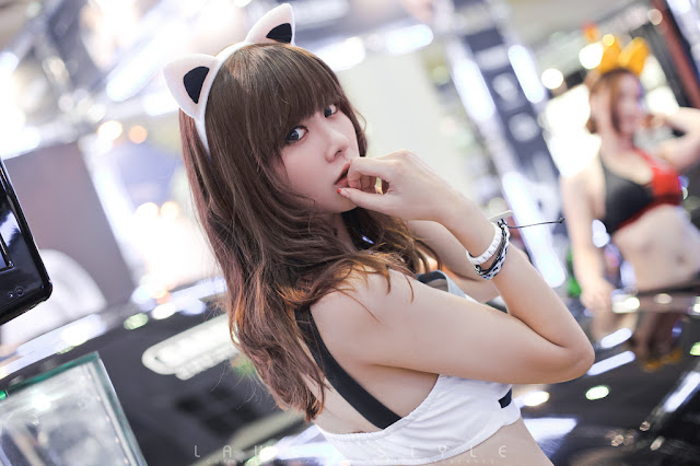 1 Jung Se On - Seoul Auto Salon 2012-Very cute asian girl - girlcute4u.blogspot.com