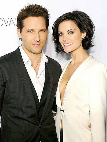 chatter busy peter facinelli and jaimie alexander engaged