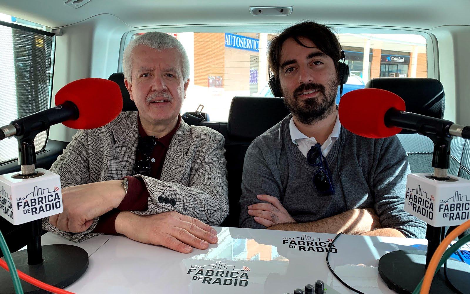 AVANCE: 'LA FÁBRICA DE RADIO' EN MADRID