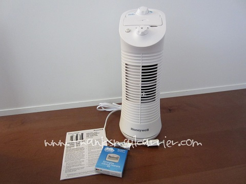 Honeywell Febreze Freshness Cool & Refresh Fan review
