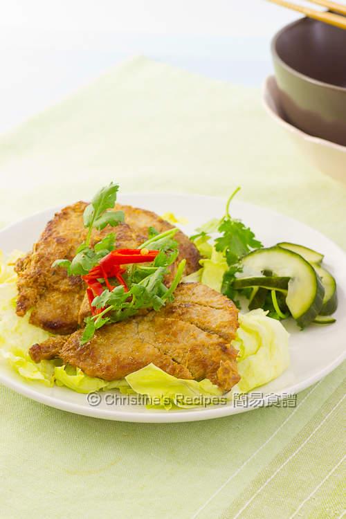 越式豬扒【地道惹味】Vietnamese Pork Chops