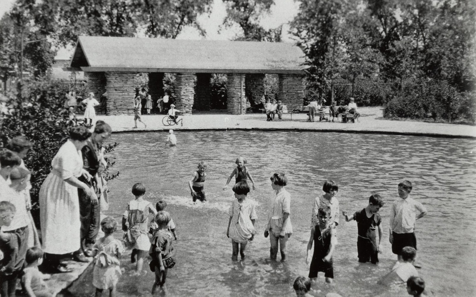 Tour america 39 s history columbus park Knights of columbus swimming pool springfield il
