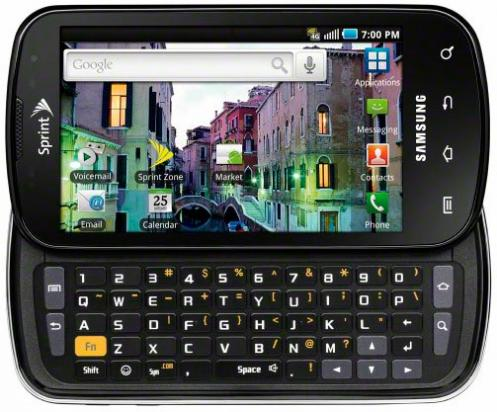 Samsung cell com samsung epic 4g mobile cell phone review for Epic cell phone