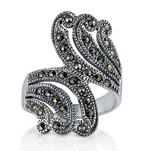 design wedding rings engagement rings gallery sterling With marcasite wedding rings